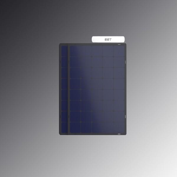Balkonkraftwerk Photovoltaik einfach für die Steckdose für Eigennutzung