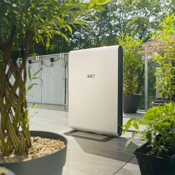 Der erste PLUG-IN Photovoltaikspeicher zum selbst Installieren.