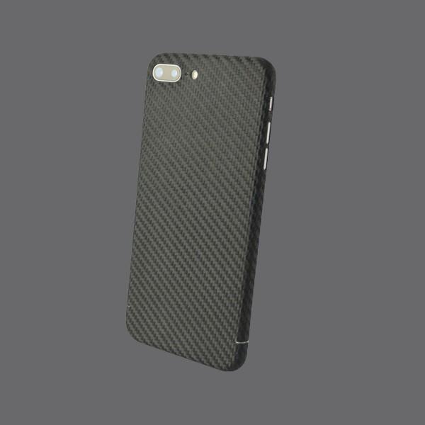 iPhone 8 Plus Case aus echtem Carbon